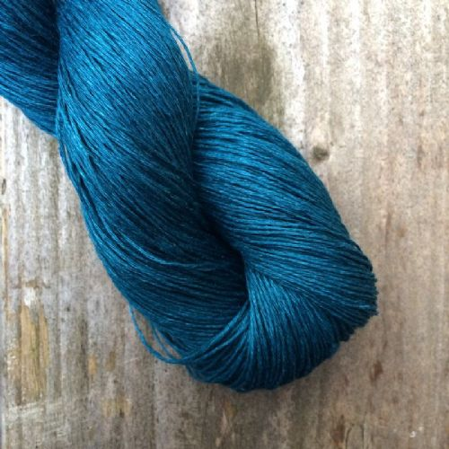 Lithuanian Linen - 13.2 Peacock